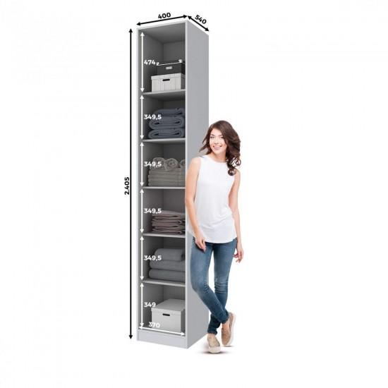Модульный шкаф Денвер 1 дверь
