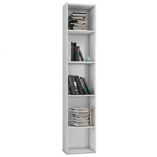 Книжный стеллаж шкаф 4 полки Марсель