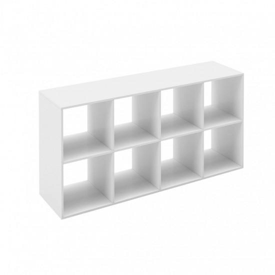 Модульный стеллаж 4х2 Доминокс